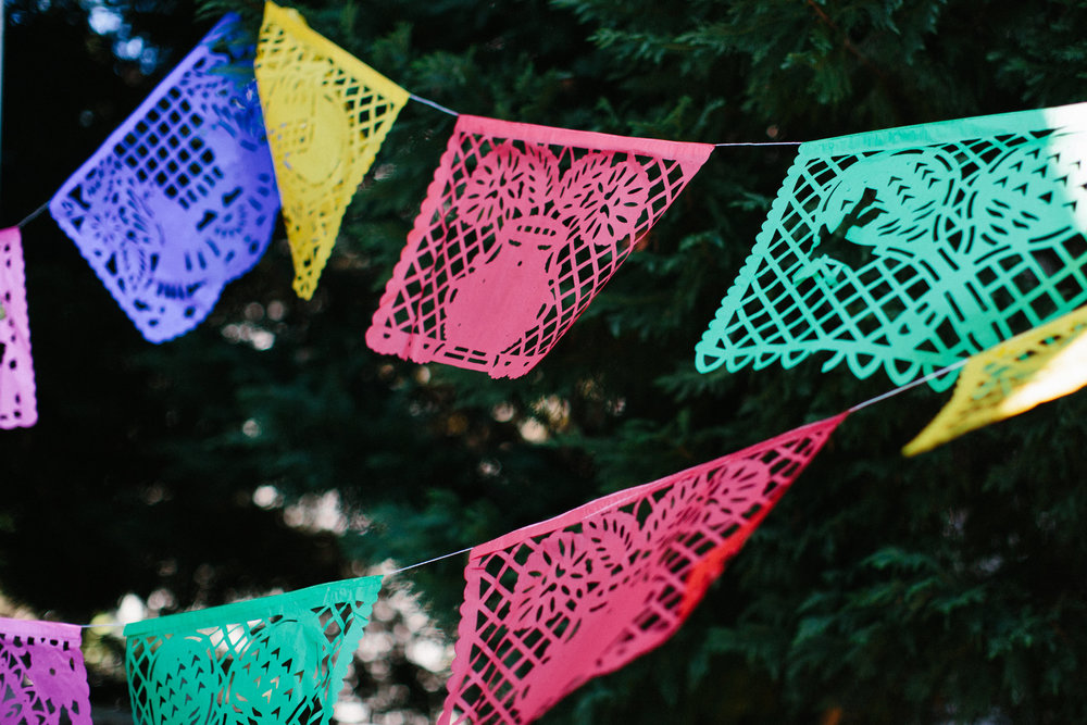 Fiesta birthday party decor cinco de mayo inspiration