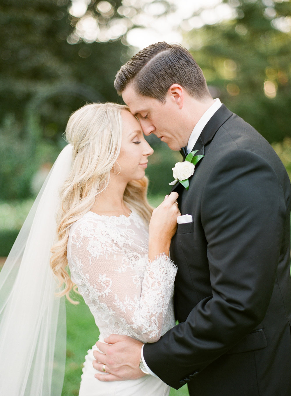 Lauren + Mark - The Duke Mansion