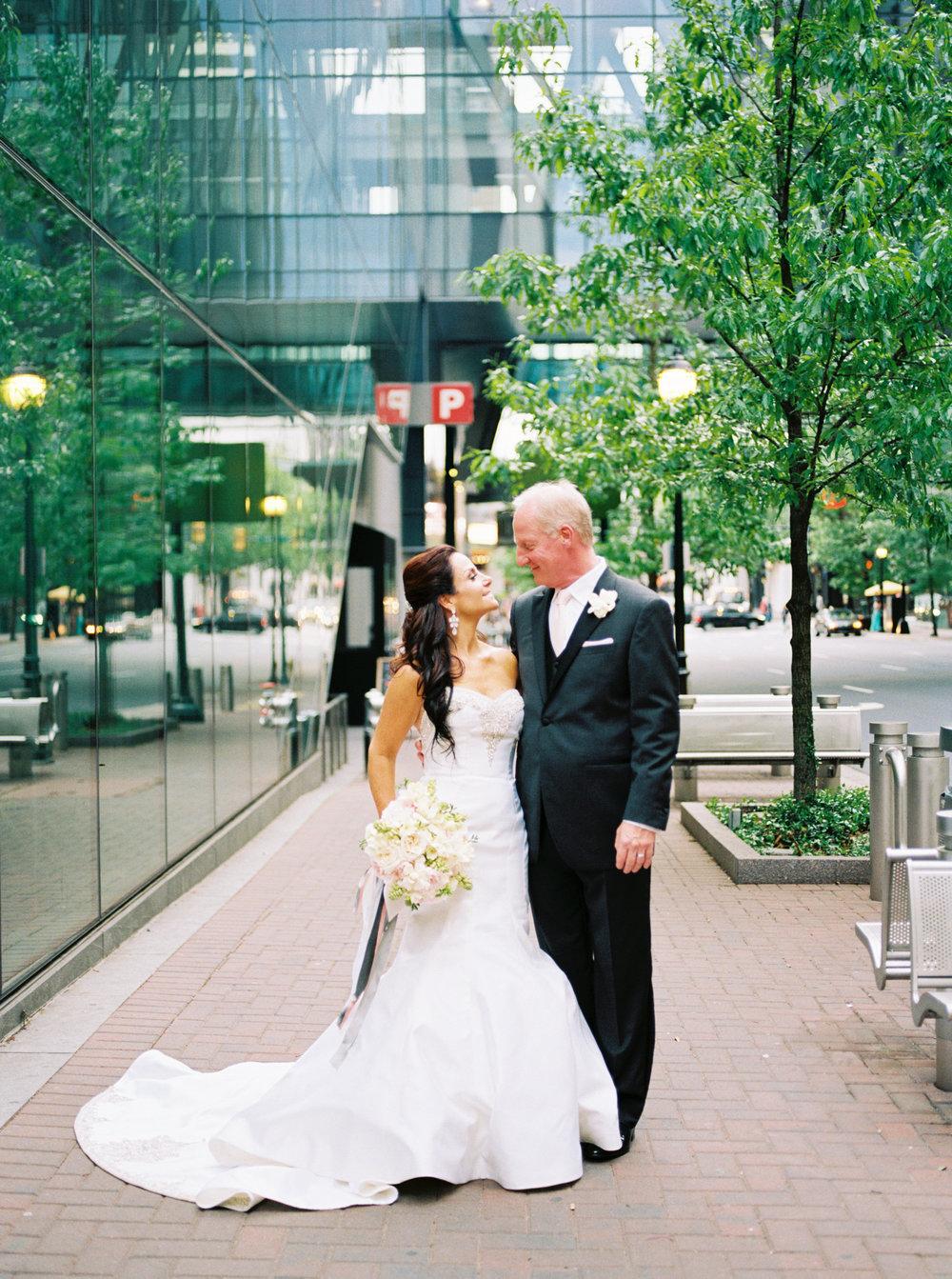 Kendra + Randy - Ritz Carlton Urban Garden