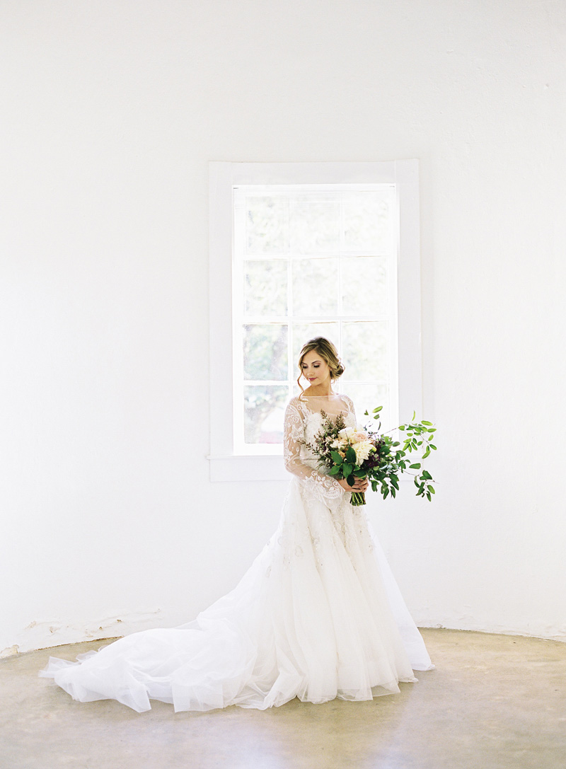 Styled Shoot - The Barn at Reynolda Village