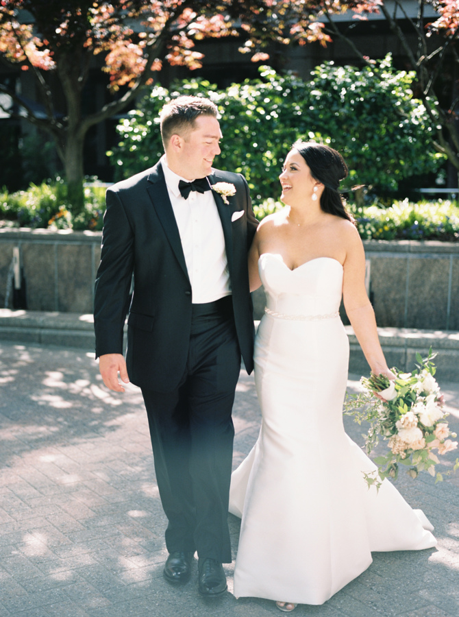 Sarah + Andrew - Foundation For The Carolinas