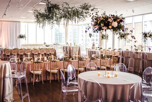 361a91bb3abb A Colorful and Whimsical Wedding at the Mint Museum Uptown in Charlotte