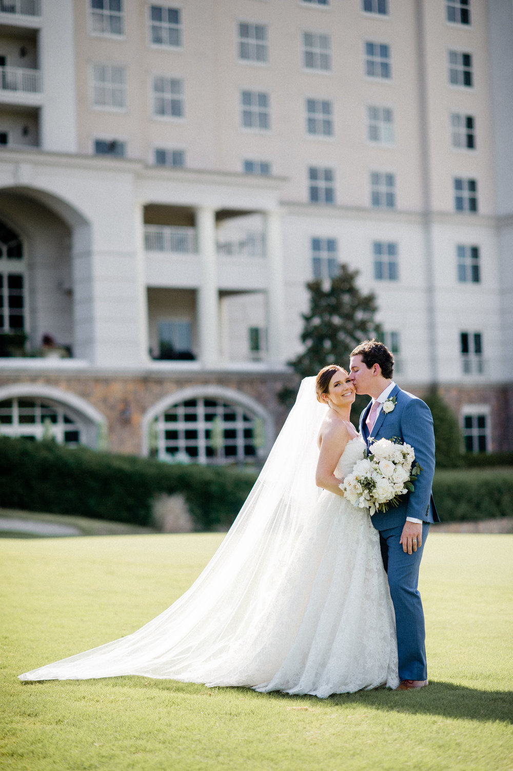 Katie + Jack - The Ballantyne Hotel