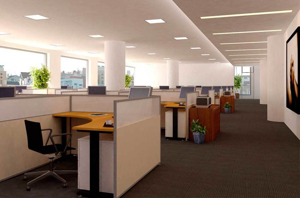 Modern Office fit out