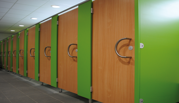 affordable toilet cubicle system