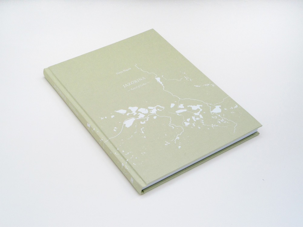 Jazorina  Publisher: Kehrer Verlag Texts: Lucy Davies and Tina Veihelmann  Hardcover, embossed 18,5 x 24 cm 104 pages 53 color ills.  German/English 2016