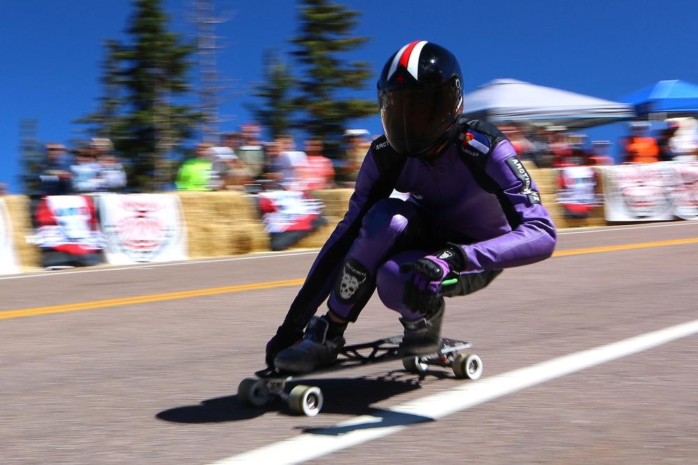 Andrew Karnowka ThreeSix Downhill