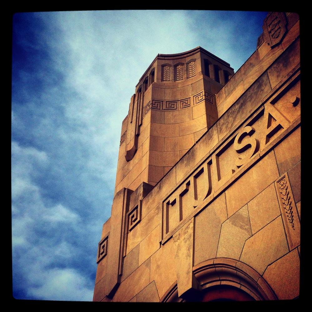 Tulsa Union Depot, Tulsa, OK.