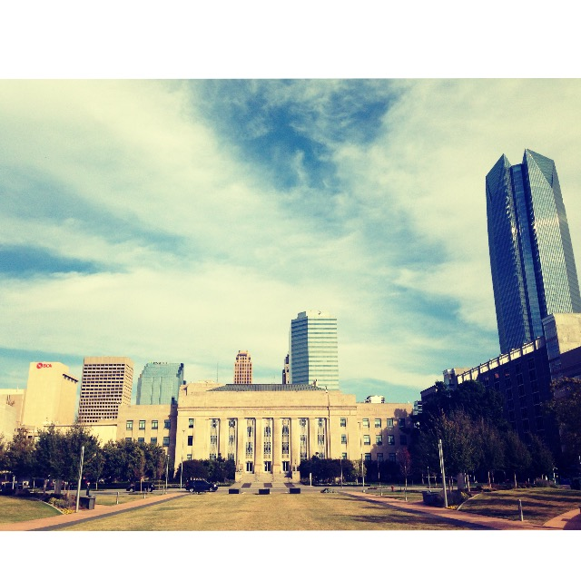 Downtown Oklahoma City, OK