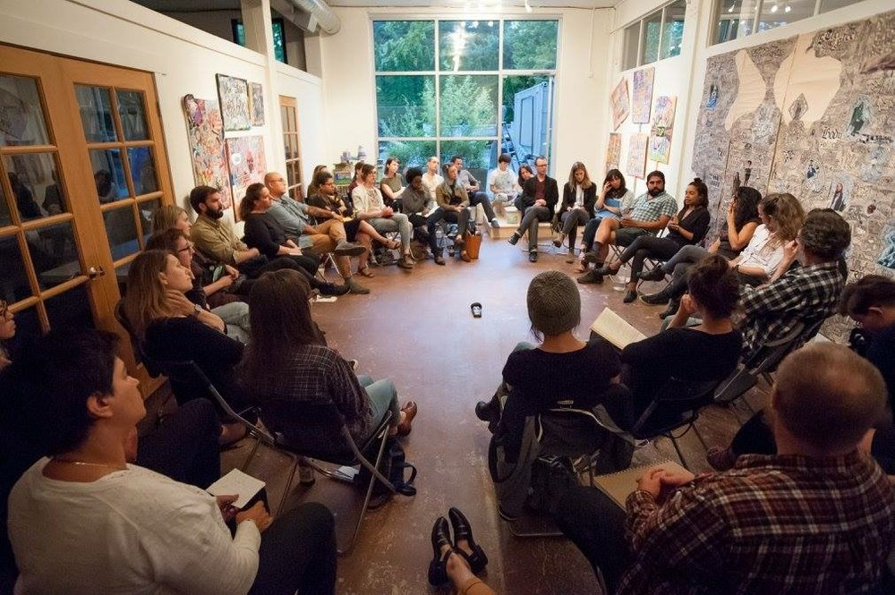 Art and Activism Conversation
