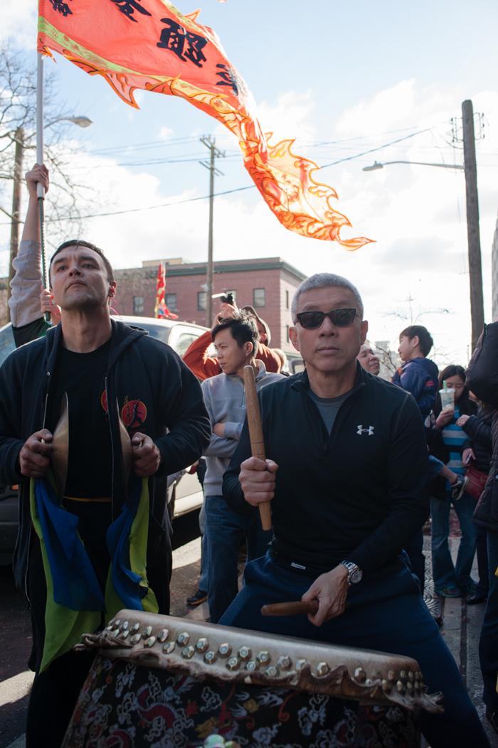 Lunar New Year celebration, International District