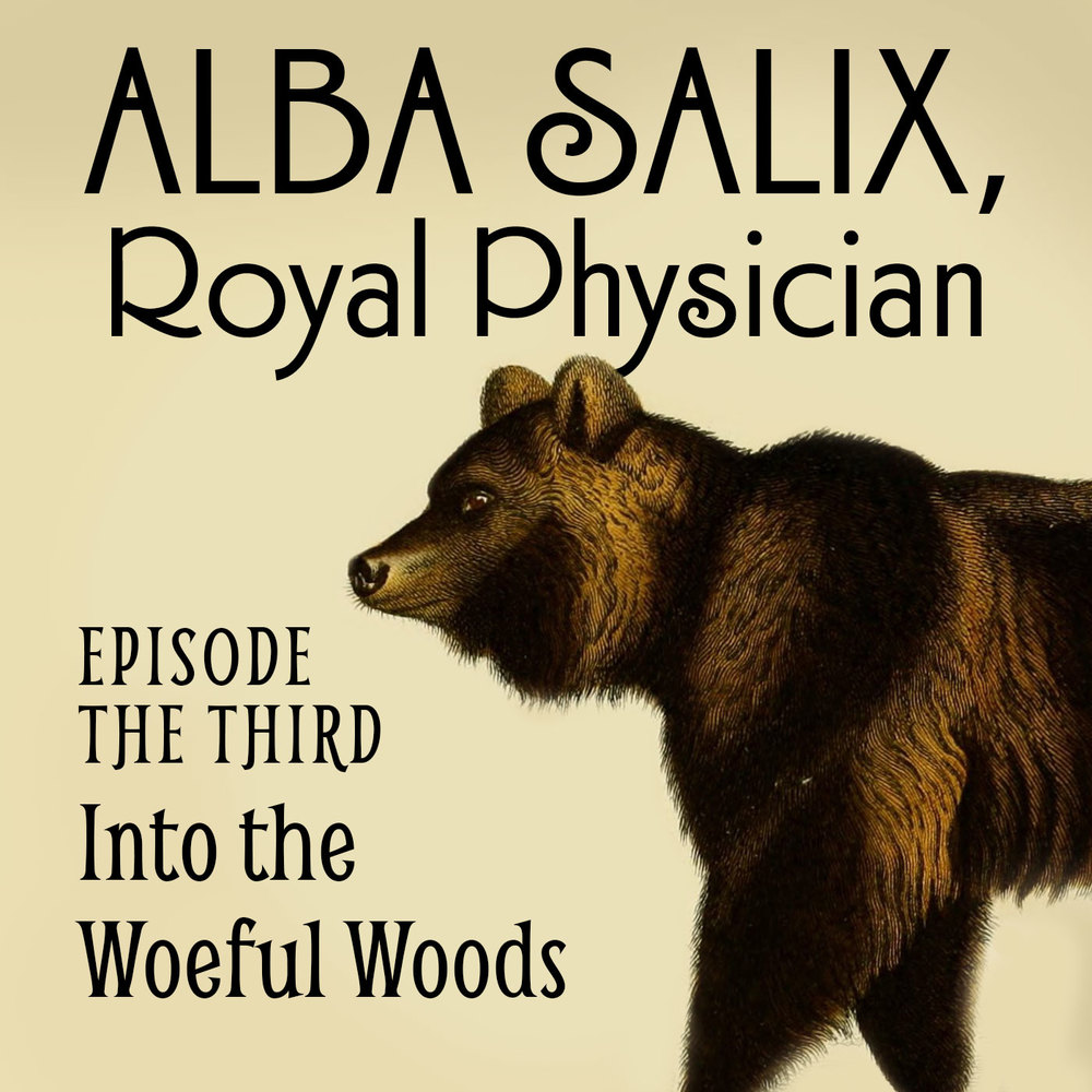 Alba Salix, Episode the Third: Into the Woeful Woods