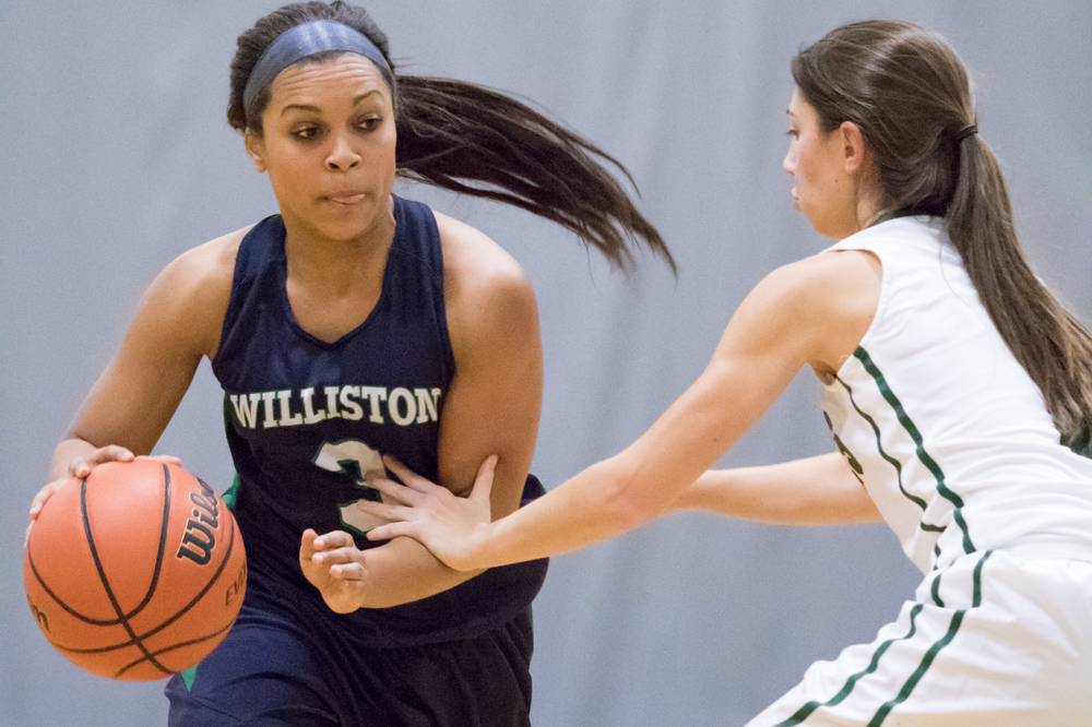 Williston Northampton Girls basketball