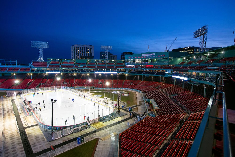 Frozen Fenway 2017