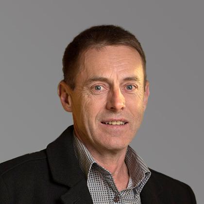 Ian Seddon  Associate Napier Studio Manager