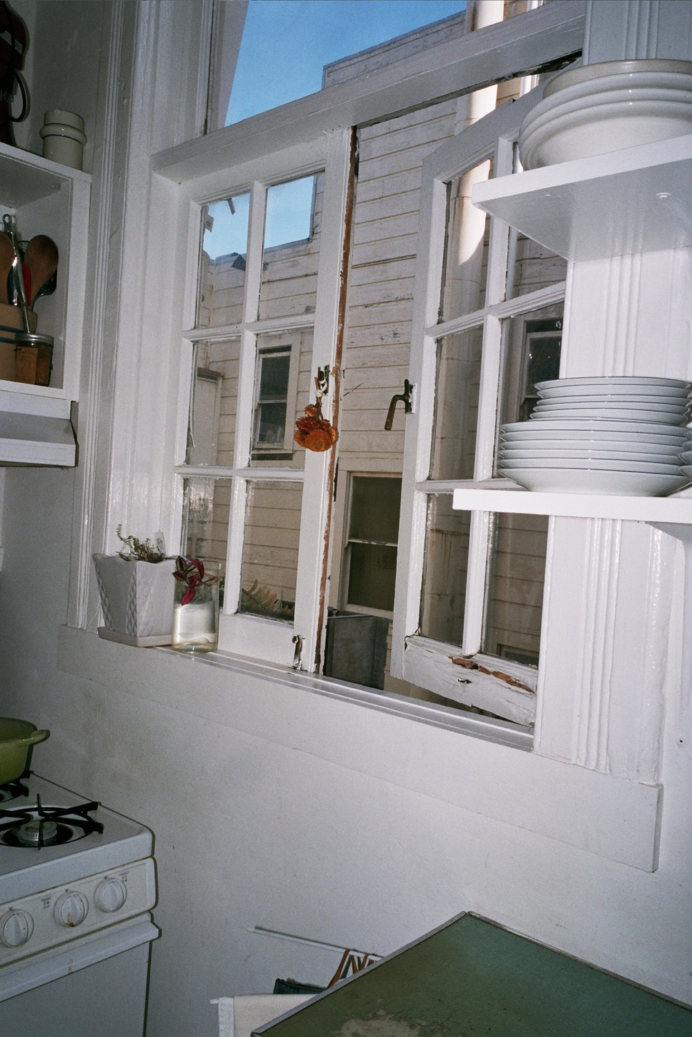 Kitchen Window 2012