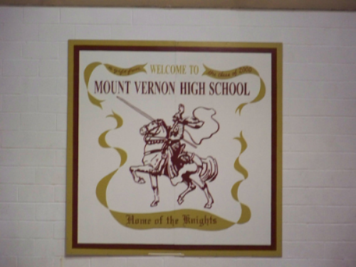 Mount Vernon High School - Focused School Walk Information and Support