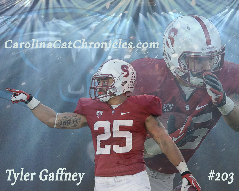 Tyler Gaffney