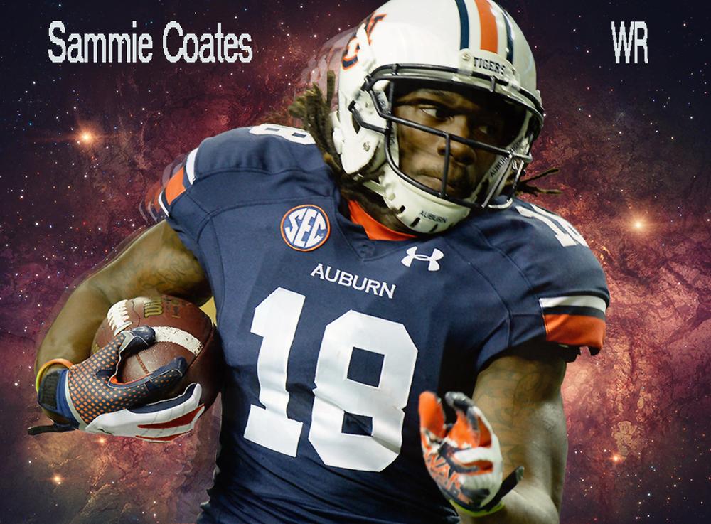 Sammie Coates