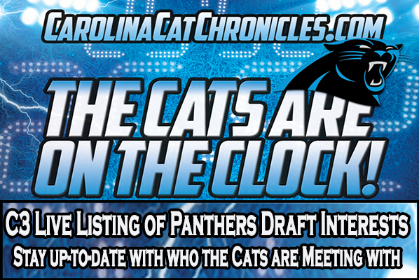 Panthers Draft Interests