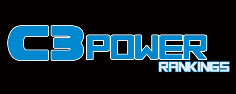 C3 NFL Power Rankings