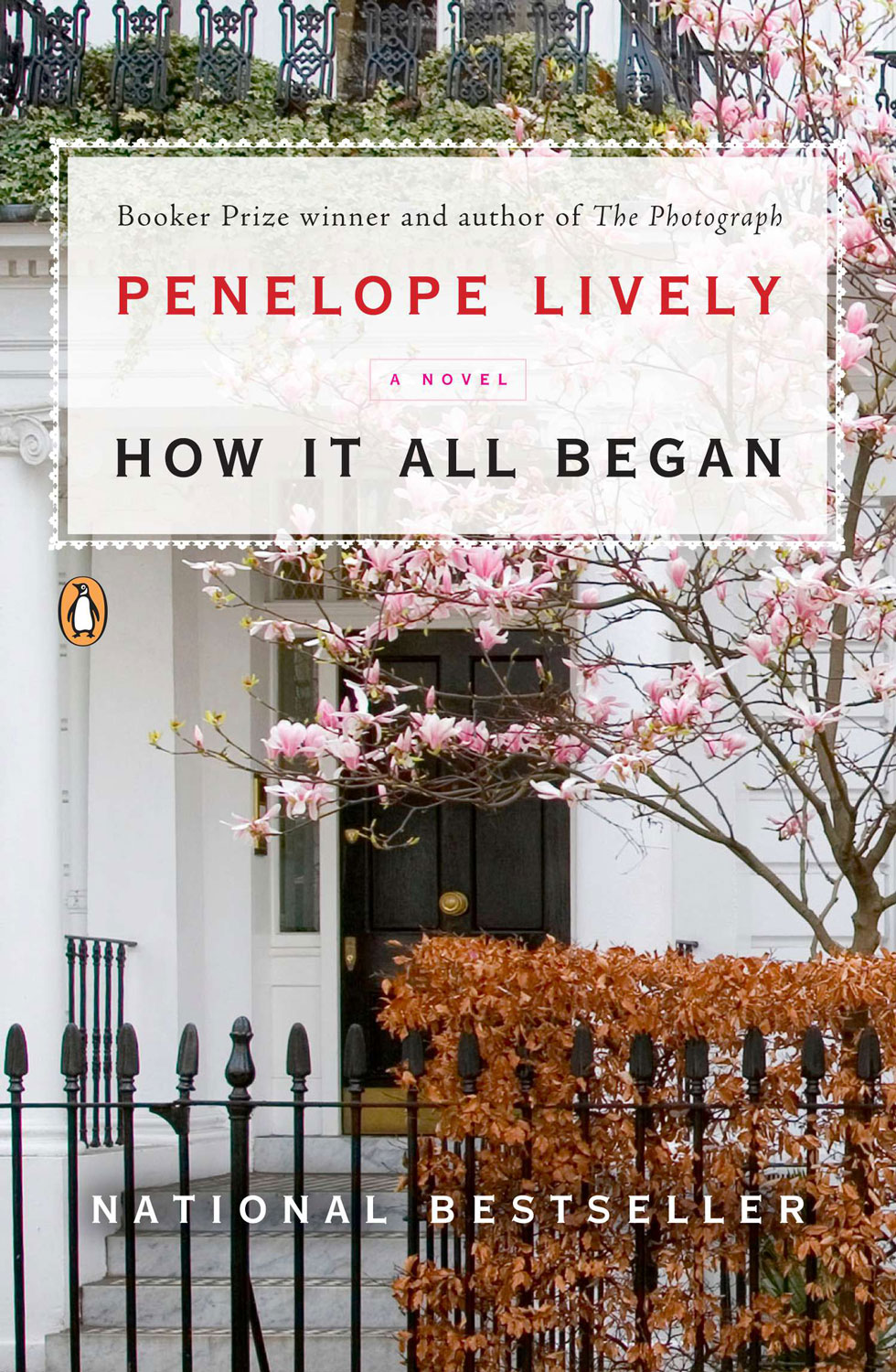 Penelope Lively, How it All Began (2011)