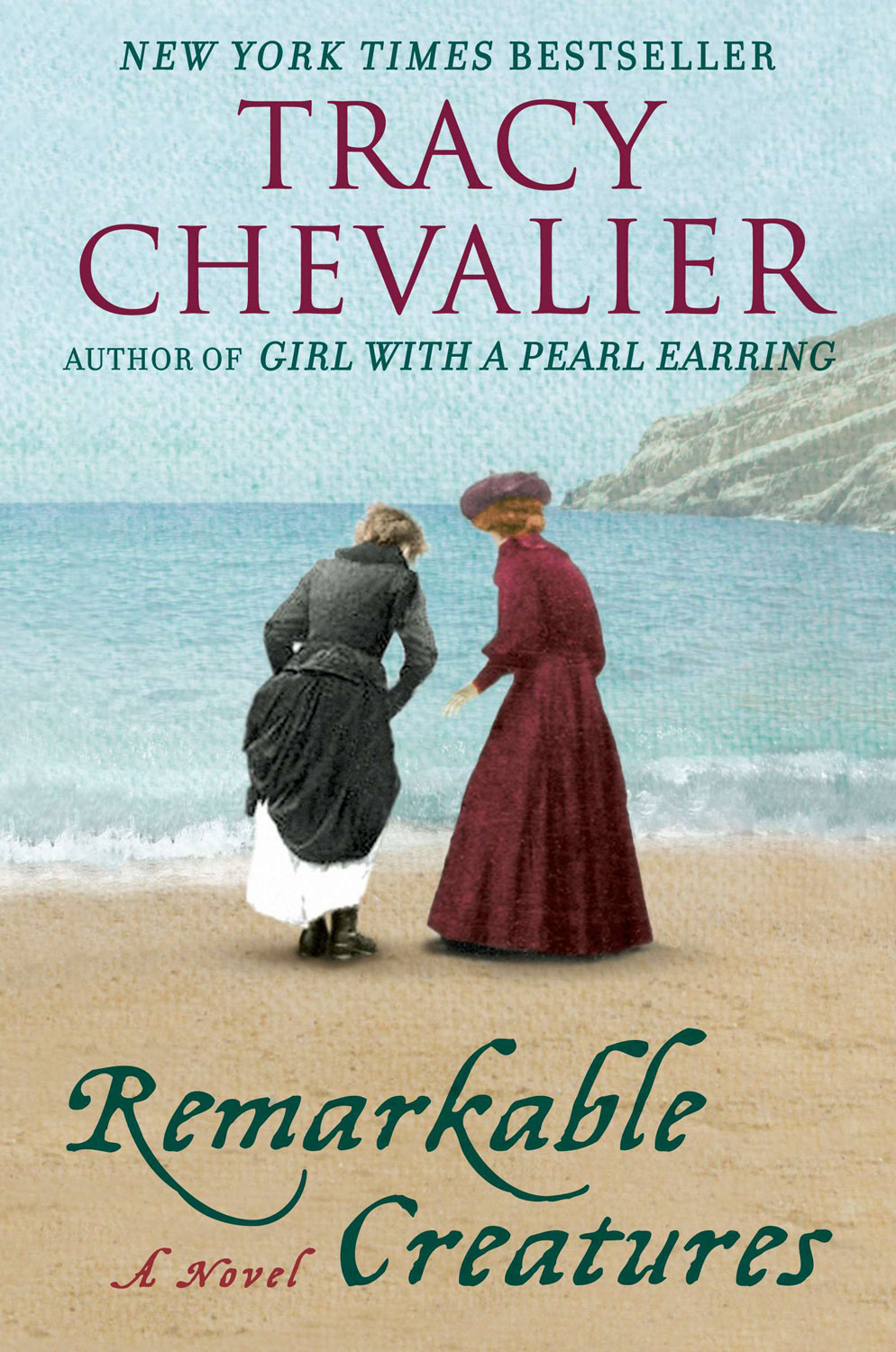 Tracy Chevalier, Remarkable Creatures (2009)