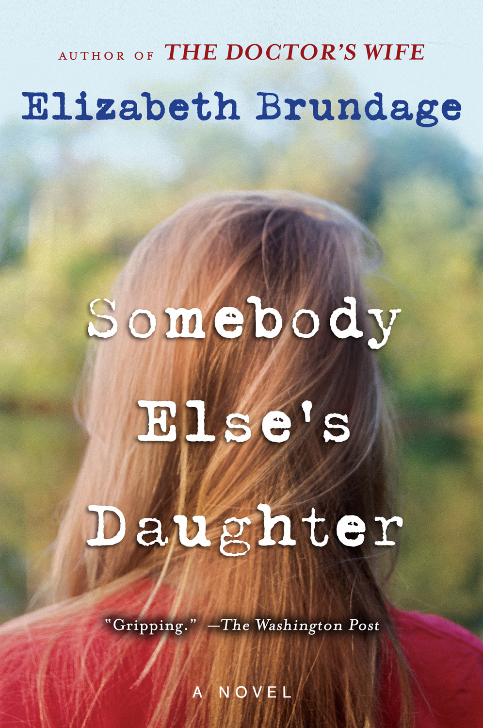 Elizabeth Brundage, Somebody Else's Daughter (2008)