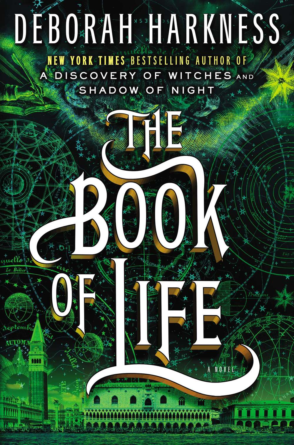 Deborah Harkness, The Book of Life, All Souls Trilogy 3 (2014)