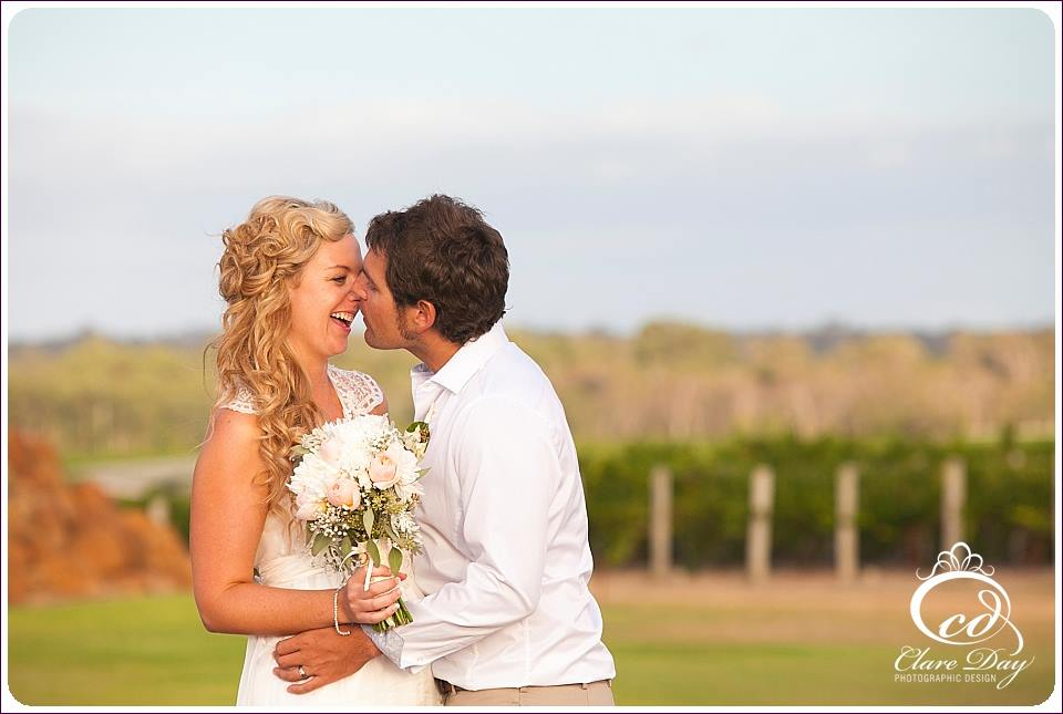 Watershed Winery wedding margaret river