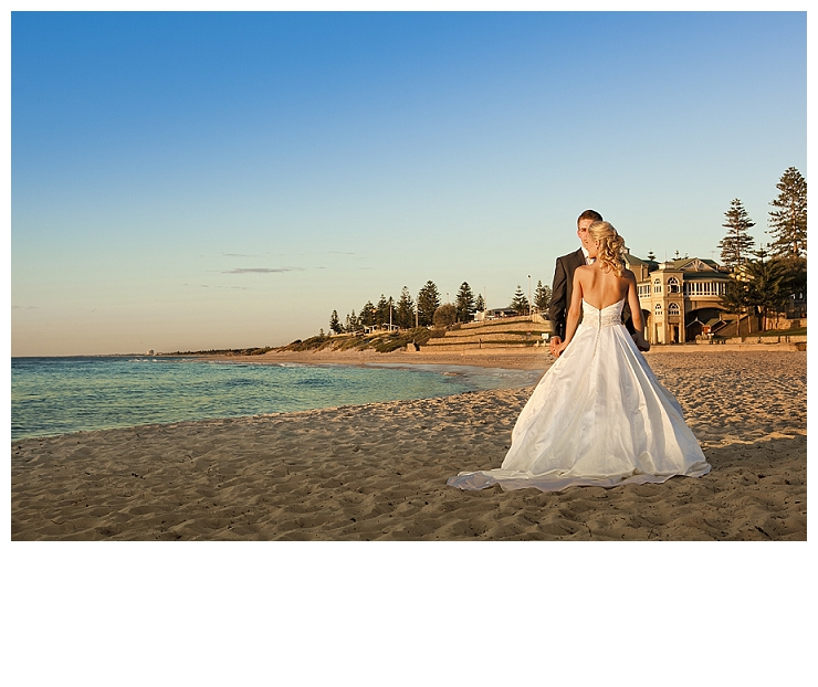 Kristy & Luke | Mosmans & Cottesloe Beach