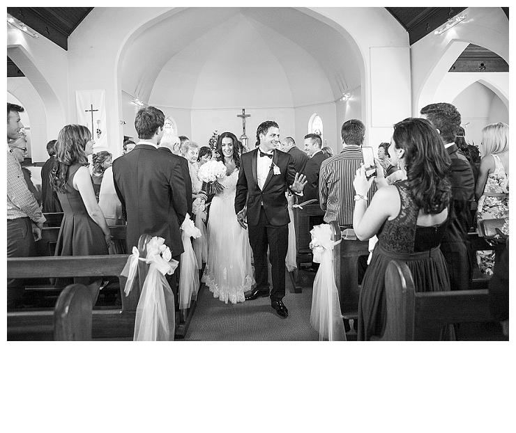 Lauren & Michael | St Joseph's,Busselton