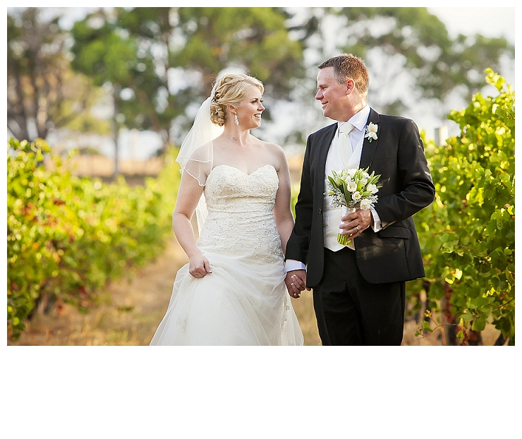 Samantha & Richard | Leeuwin Estate