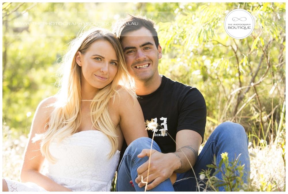 south west couples portrait