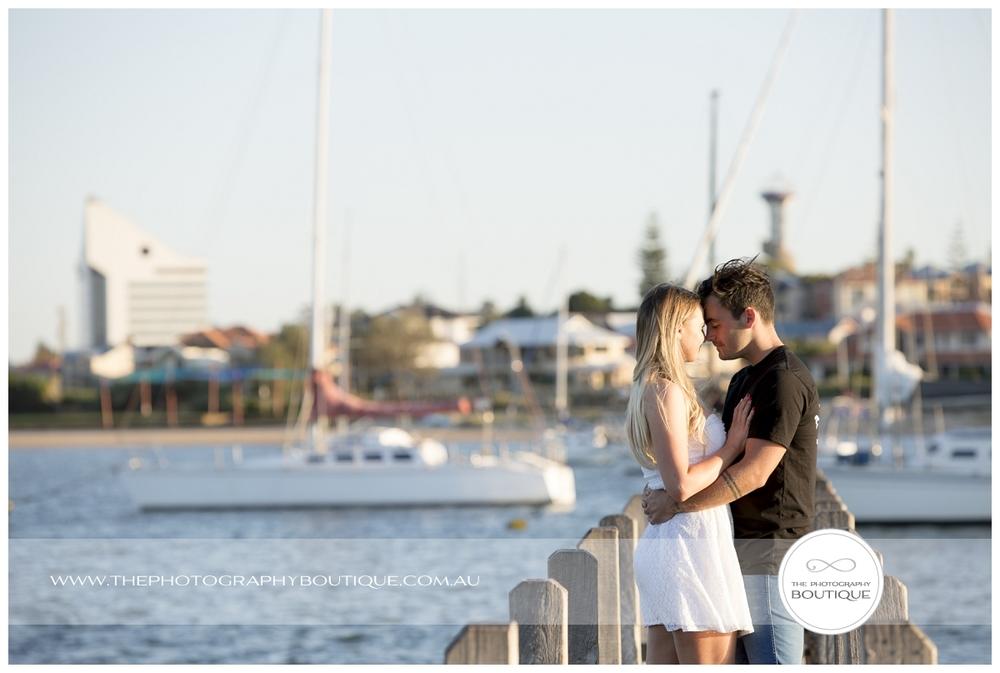 Bunbury couples photographer