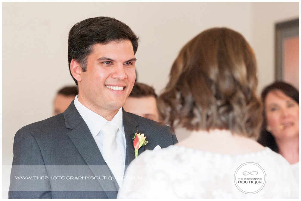 Grooms vows