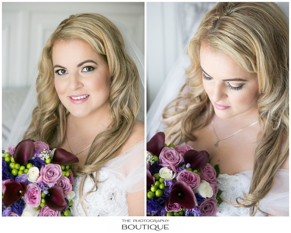 classic bridal portraits at roelands backyard wedding