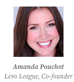 • Amanda stressed the importance of having a supporter. She had two great supporters while working at McKinsey, who made intros for some of Levo League's initial funding. The investors trusted Amanda's supporters, and knew that she must be amazing since she had their support. Tweet this
