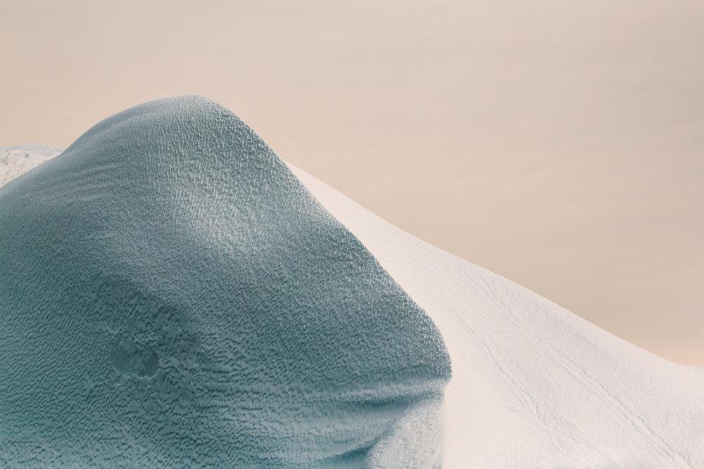 ICE STUDIES  West Coast Greenland 2014