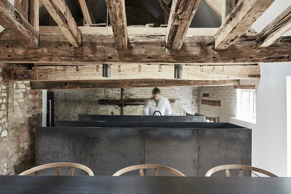 LOWER MILL HOUSE  McLaren Excell Architects London, United Kingdom