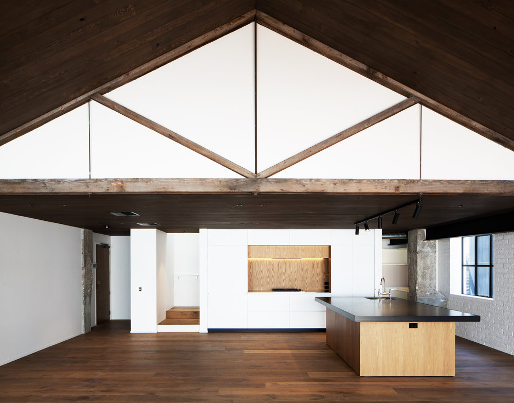 FORD LOFTS  Cheshire Architects Auckland, New Zealand