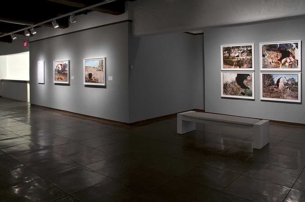 'Thrice Upon A Time', New Mexico Museum of Art, 2012