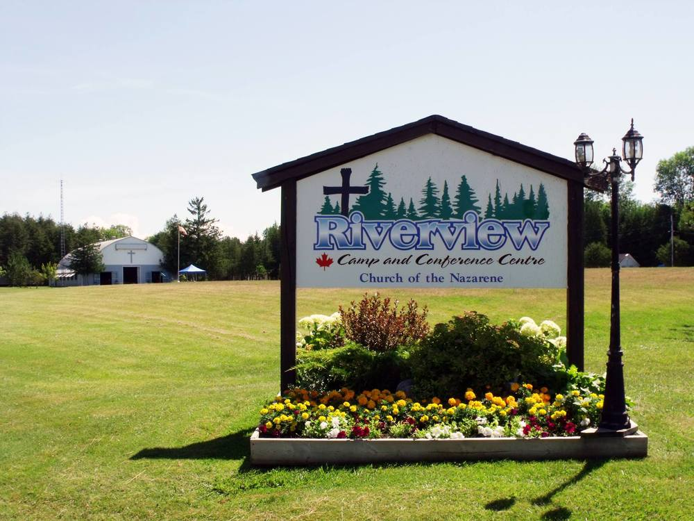 RIVERVIEW CAMP & CONFERENCE CENTRE Learn more about our beautiful camp and conference centre less than one hour north of Toronto! Join us for one of our district events or let us host your event here.