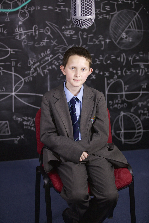 Michael Rossington (12),  Photo by K.Ahn