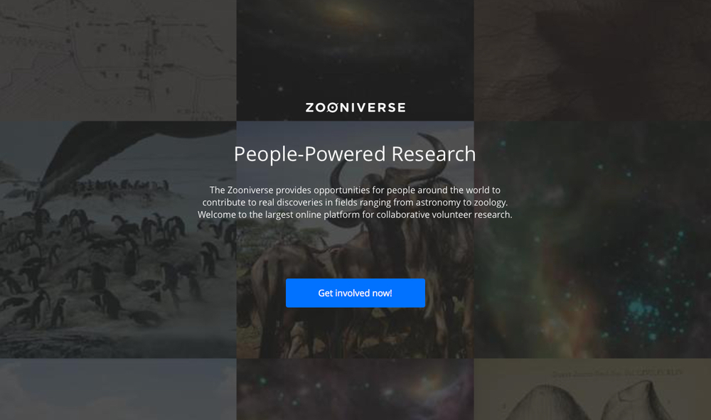 www.zooniverse.org