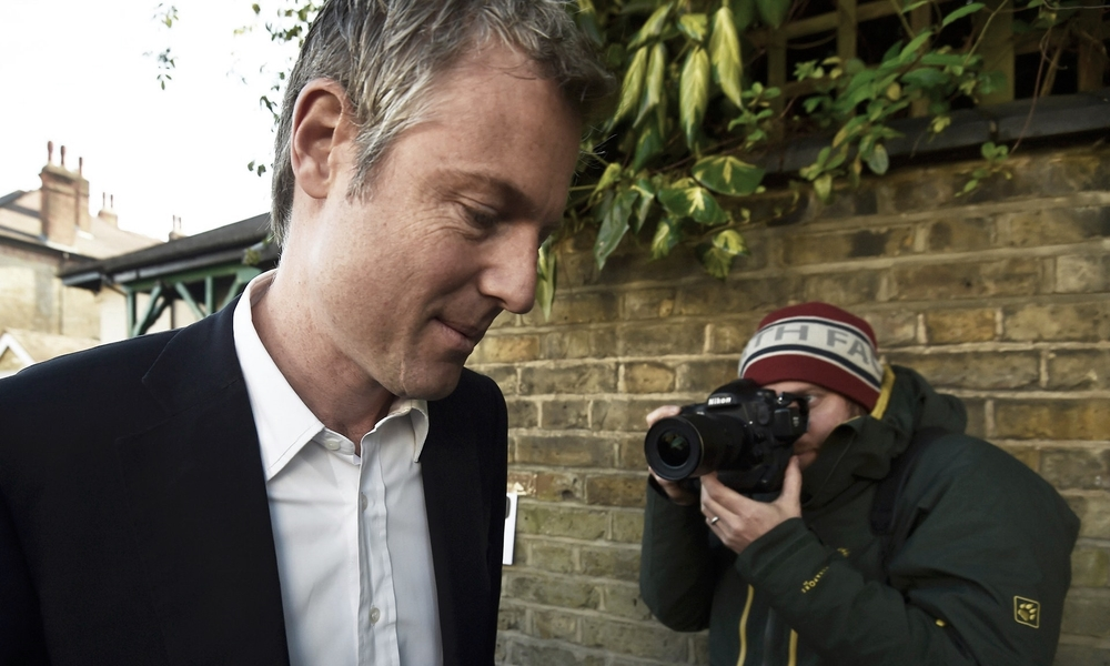 Zac Goldsmith,  Photo by The Guardian