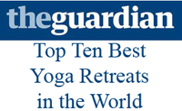 Guardian Top Ten Best Yoga Retreats
