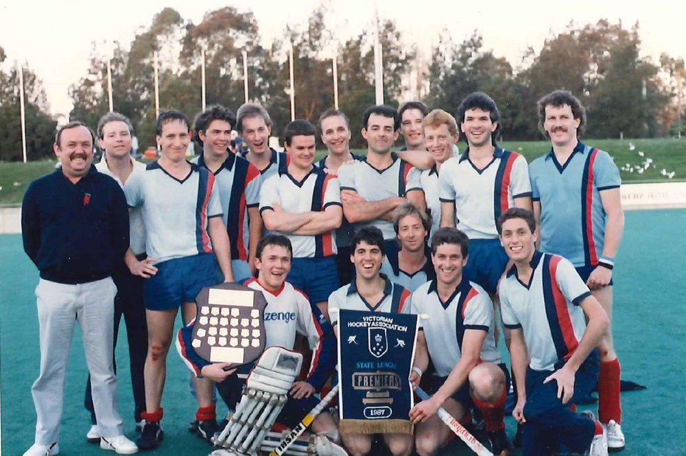 1987 - Mens State League 1