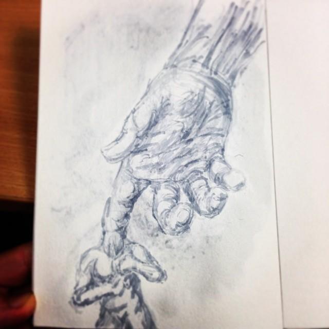 #art #illustration #drawing #study #sketchbook #masterstudies #strange #abstractexpressionism