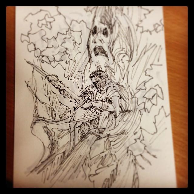 #study #masterstudies #art #illustration #drawing #sketch #sketchook